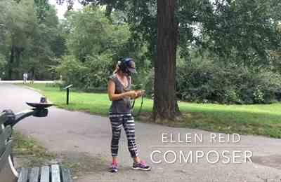 Moments of Zen: Ellen Reid's SOUNDWALK in Central Park