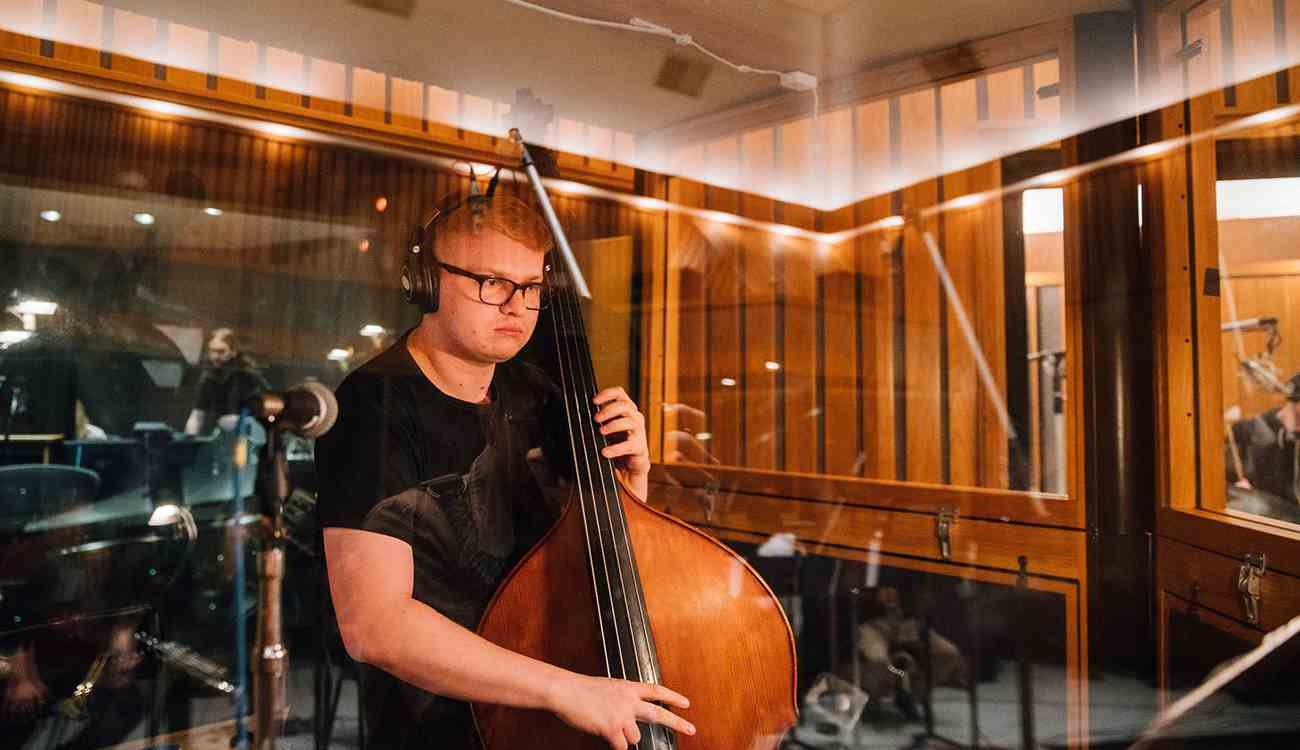 CalArts' Annual Jazz Album Recording at Capitol Records