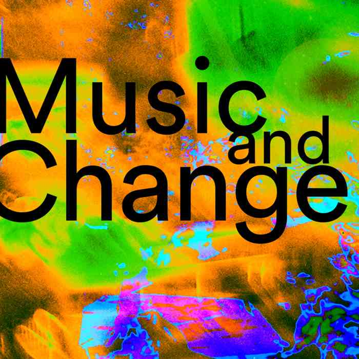 Music and Change Graphic